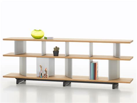 Wide Bookshelf by Buy The Vitra Planophore Wide Bookshelf Low At Nest Co Uk