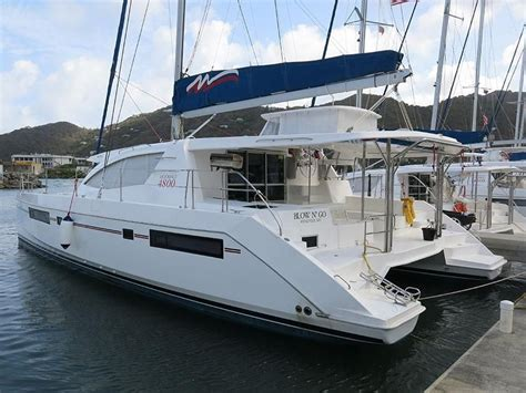 Dinghy Catamaran Sailboats For Sale by 2014 Leopard 48 Sail Boat For Sale Www Yachtworld