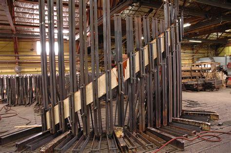 beginning   glulam spiral staircase
