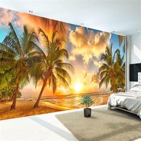 custom  nature mural wallpaper nature scenery  walls