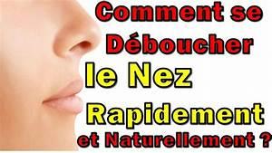 Comment Déboucher Les Wc : comment se d boucher le nez rapidement et naturellement ~ Dailycaller-alerts.com Idées de Décoration