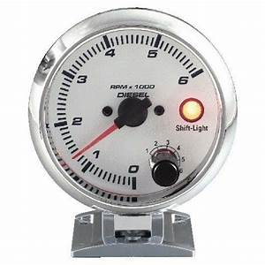 95mm 3 3  4 Inches Tachometer 0