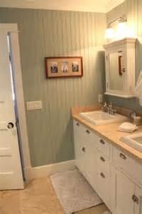 Wall Ideas For Bathroom Beadboard Walls Splish Splash Taking A Bath