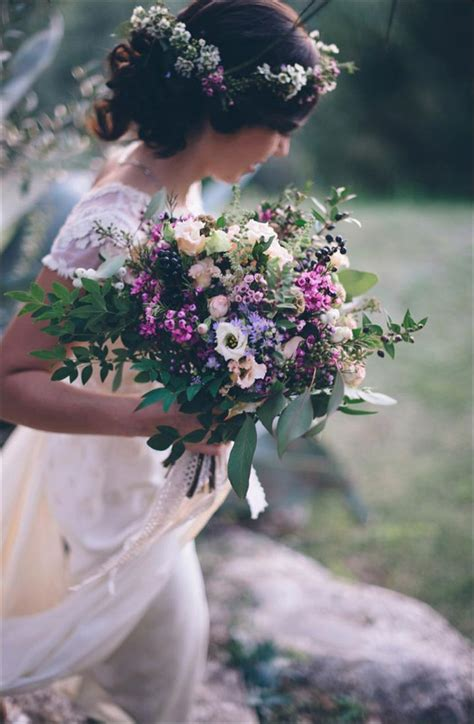 Wildflower Wedding Bouquet 15 Ideas For The Bride To Be