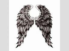 Tatouage Dos Homme Ange Tattoo Art