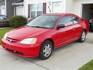 Buy Used 2001 Honda Civic Lx Coupe In Hubert  North
