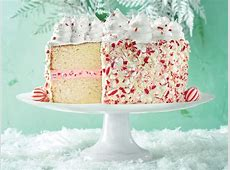 Peppermint Cake with SevenMinute Frosting Southern Living