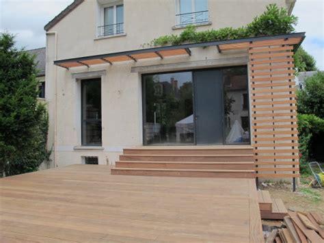mise en oeuvre terrasse en bois
