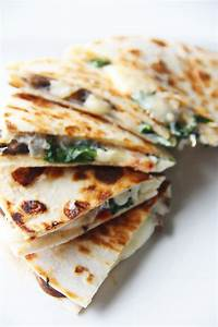 spinach quesadilla recipe