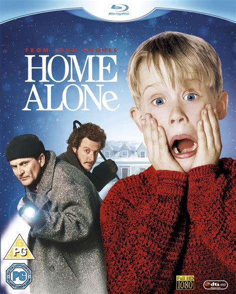 Home Alone 1990 720p Bluray Dts X264form