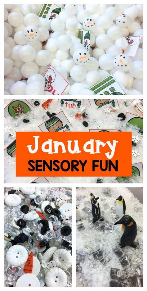 january sensory differentiated kindergarten 219 | SENSORY JANUARY