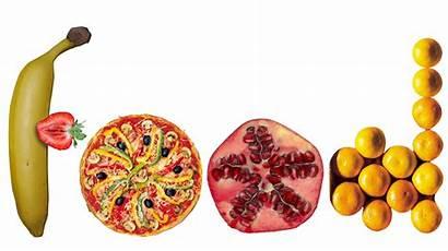 Nutrition Letters Fruit Eat Produce Vitamins Nutrients