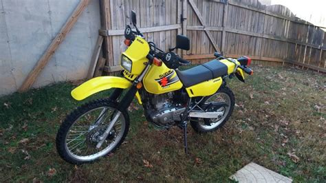 Suzuki Dr 200 For Sale by Suzuki Dr 200 Se Motorcycles For Sale