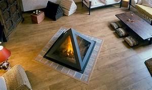 Cheminée Sans Conduit : les produits d 39 exception cheminee ~ Premium-room.com Idées de Décoration