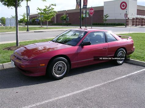 nissan sport 1990 1990 nissan 240sx xe coupe w sport package very