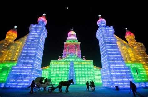 Harbin And Snow Festival Picture by Harbin And Snow Festival Image Picture Of A