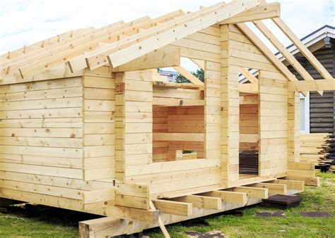 how to build a log cabin log cabin building is easy garden co uk