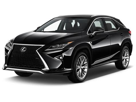 2017 Lexus RX Pictures/Photos Gallery   The Car Connection
