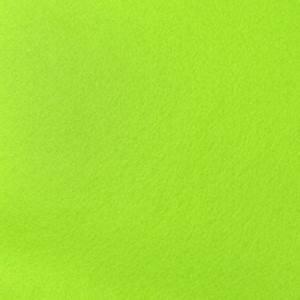 Neon Green Felt Fabric
