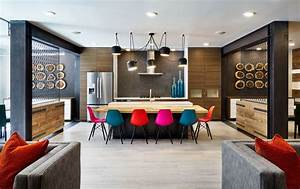 25 Awesome Rainbow Colors Interior design Ideas