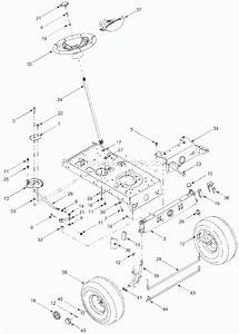 Bolens Riding Mower Parts Diagram