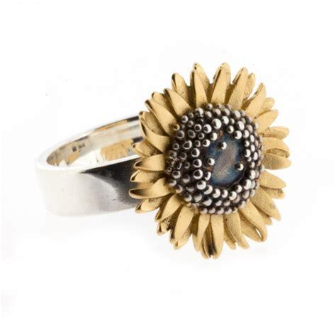 medium sunflower ring mcmaster tingley rings fenwick