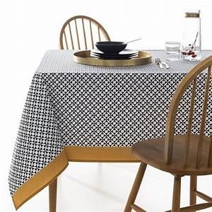 Nappe De Table : comment mettre en valeur une table au quotidien cocon d co vie nomade ~ Teatrodelosmanantiales.com Idées de Décoration