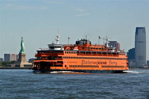 Ferry Boat New York by Ferries Of New York City