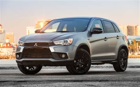 Mitsubishi Outlander Sport 4k Wallpapers by Wallpapers Mitsubishi Outlander Sport 4k 2019