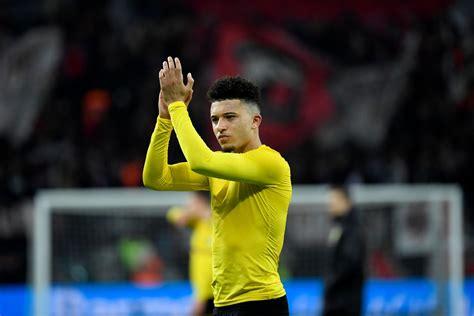 Jadon Sancho should reject Manchester United transfer for ...