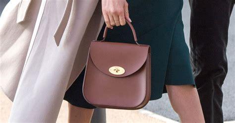 british designer  meghan markles handbag beat