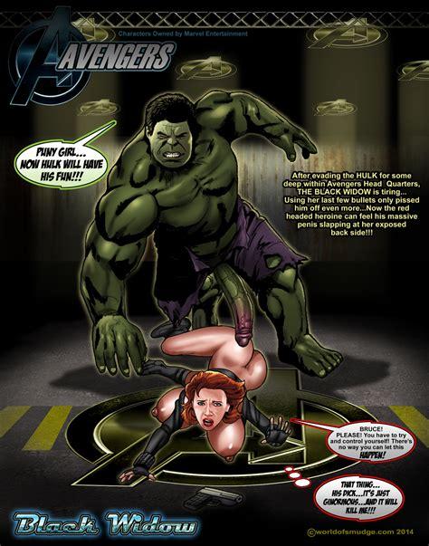 black widow marvel hentai porno