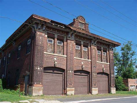 abandoned fire station  toledo ohio abandoned places