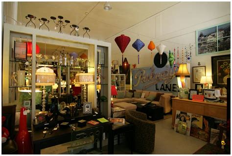 Loft Appeal Movie Prop Shop with Home Decor and Antiques
