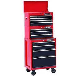 Sears Garage Cabinets Craftsman by Tool Chest Combos Tool Cabinets Sears