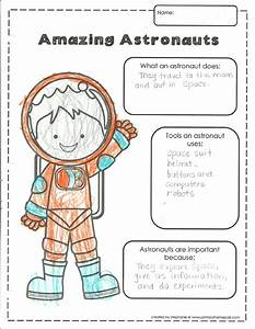 Space Themed Writing Ideas for Kindergarten - Primary ...