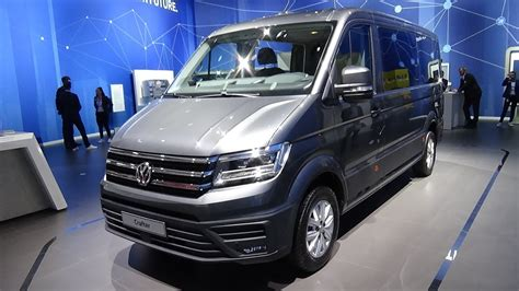 Vw Kombi 2019 by 2019 Volkswagen Crafter Combi 2 0 Tdi Bluemotion