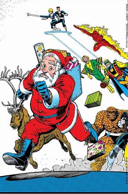 Marvel Santa Claus Holiday Special Comic Mutant