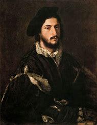 Titian Renaissance Portrait