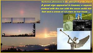 Mysterious phenomena in the atmosphere of the planet! A ...