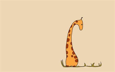 Cute Giraffe Drawing Tumblr Giraffe wallpaper - animal ...