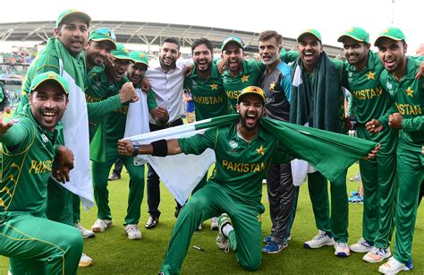 Rankings reward for rising Pakistan   cricket.com.au