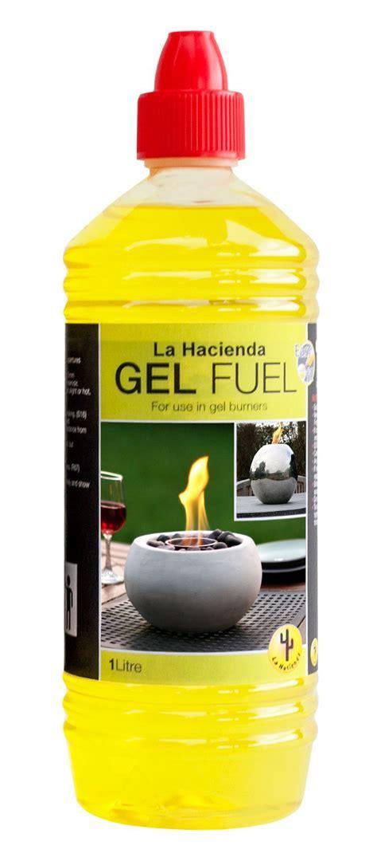 La Hacienda Gel fuel 1L   Departments   DIY at B&Q