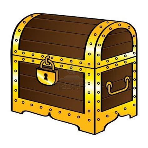 wooden storage box picture treasure chest cliparts co