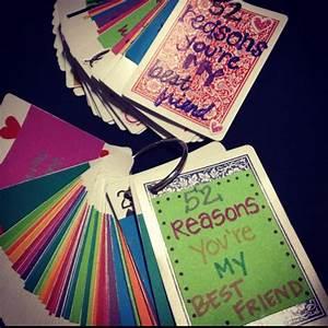 Best Friend Birthday Gifts DIY | end of year ideas ...