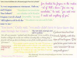 Clockwork Princess Quotes by prettyandpink2 on DeviantArt