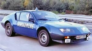 Renault Nemours : gendarmerie et alpine renault d hier et d aujourd hui avenir ~ Gottalentnigeria.com Avis de Voitures