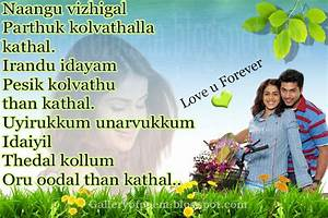 Tamil Love Quotes Images for Him & Her Or Husband & Wife