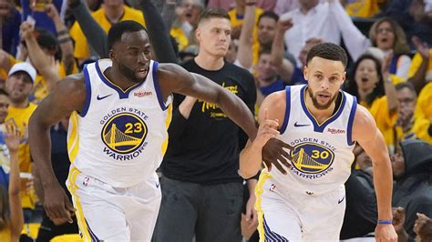 Warriors vs. Rockets Game 1 score: Golden State holds off ...