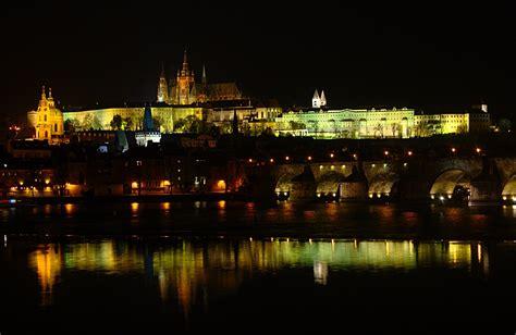 Keep Smiling Prague Castle Czech Republic